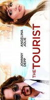 The Tourist movie poster (2011) picture MOV_180802e9