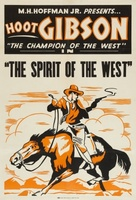 Spirit of the West movie poster (1932) picture MOV_180e84af