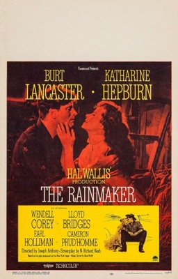 The Rainmaker movie poster (1956) poster MOV_181937df