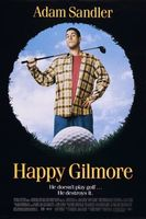 Happy Gilmore movie poster (1996) picture MOV_181afe60