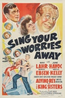 Sing Your Worries Away movie poster (1942) picture MOV_181cd2b9