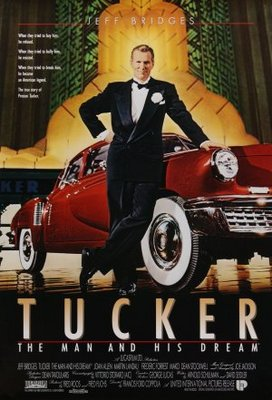 Tucker movie poster (1988) poster MOV_181f16af
