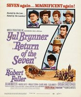 Return of the Seven movie poster (1966) picture MOV_182d3a5c