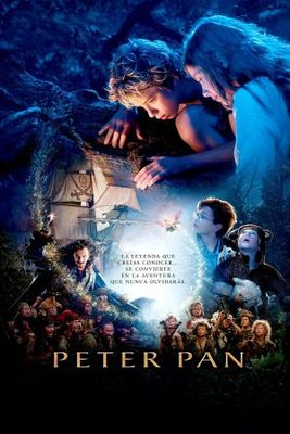 Peter Pan movie poster (2003) poster MOV_1838c8ae