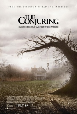 The Conjuring movie poster (2013) poster MOV_1845afad