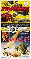 Daddy-O movie poster (1958) picture MOV_18563376