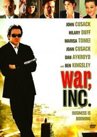 War, Inc. movie poster (2007) picture MOV_3e8f124a