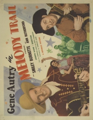 Melody Trail movie poster (1935) poster MOV_185ac365