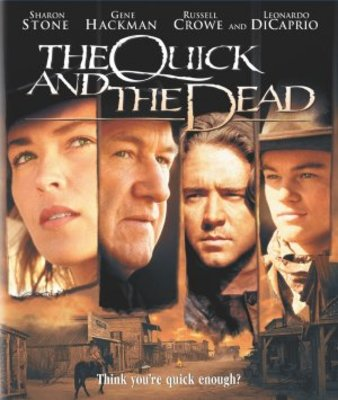 The Quick and the Dead movie poster (1995) poster MOV_185d636f