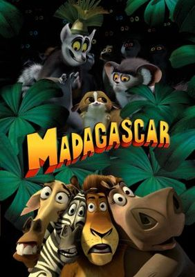 Madagascar movie poster (2005) poster MOV_1862bbbf