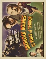 Sherlock Holmes and the Voice of Terror movie poster (1942) picture MOV_1867a40b