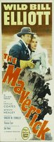 The Maverick movie poster (1952) picture MOV_485a2062
