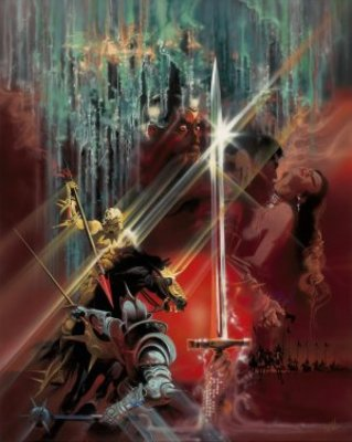 Excalibur movie poster (1981) poster MOV_186bf731