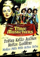 The Three Musketeers movie poster (1948) picture MOV_18700a1d