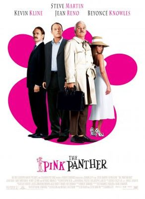 The Pink Panther movie poster (2005) poster MOV_1872d169