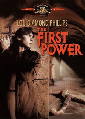 The First Power movie poster (1990) poster MOV_188ca338