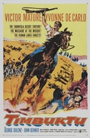 Timbuktu movie poster (1959) picture MOV_188f2c07