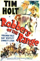 Robbers of the Range movie poster (1941) picture MOV_18970f6d