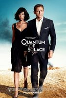 Quantum of Solace movie poster (2008) picture MOV_18983be5