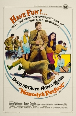 Nobody's Perfect movie poster (1968) poster MOV_1898ae1f