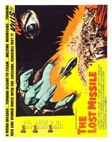 The Lost Missile movie poster (1958) picture MOV_189ac900