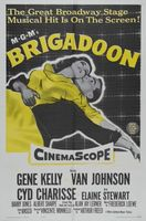 Brigadoon movie poster (1954) picture MOV_189c5406