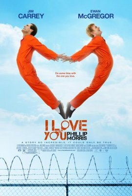 I Love You Phillip Morris movie poster (2009) poster MOV_18a5373c