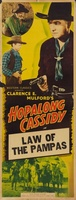 Law of the Pampas movie poster (1939) picture MOV_2f556f88