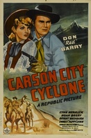 Carson City Cyclone movie poster (1943) picture MOV_18b087fc
