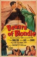Beware of Blondie movie poster (1950) picture MOV_18b08abf