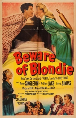 Beware of Blondie movie poster (1950) poster MOV_18b08abf