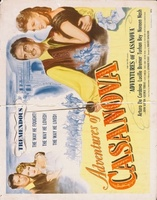Adventures of Casanova movie poster (1948) picture MOV_18be97c5