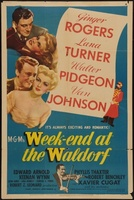 Week-End at the Waldorf movie poster (1945) picture MOV_18d38cf3
