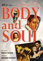 Body and Soul movie poster (1947) picture MOV_18d4895d