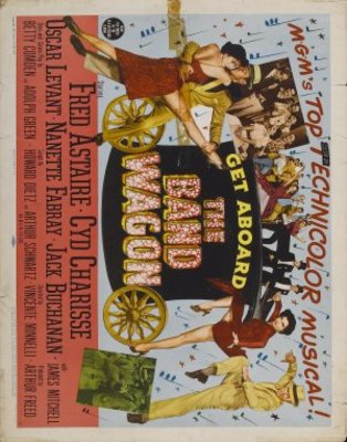 The Band Wagon movie poster (1953) poster MOV_18d5c22c