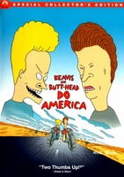 Beavis and Butt-Head Do America movie poster (1996) picture MOV_18d938bb