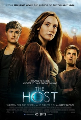 The Host movie poster (2013) poster MOV_18db9f8e