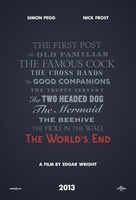 The World's End movie poster (2014) picture MOV_18dc392f