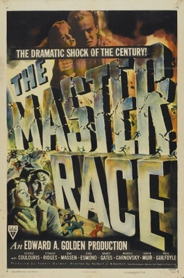 The Master Race movie poster (1944) poster MOV_18df9d24