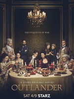 Outlander movie poster (2014) picture MOV_18dnedcb