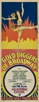 Gold Diggers of Broadway movie poster (1929) picture MOV_18e1523f