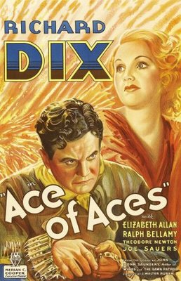 Ace of Aces movie poster (1933) poster MOV_18e8d814