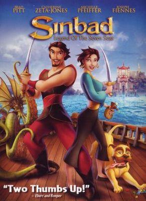 Sinbad movie poster (2003) poster MOV_18ec31ee