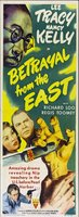 Betrayal from the East movie poster (1945) picture MOV_18eea4d3