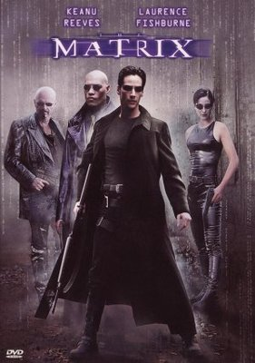 The Matrix movie poster (1999) poster MOV_18ef9467