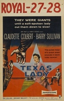 Texas Lady movie poster (1955) picture MOV_f66c0004