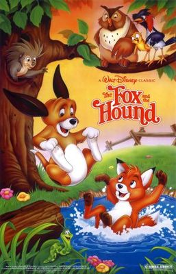 The Fox and the Hound movie poster (1981) poster MOV_18f7e8f4