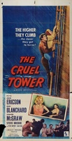The Cruel Tower movie poster (1956) picture MOV_18f898c9