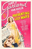 Presenting Lily Mars movie poster (1943) picture MOV_18fdb547
