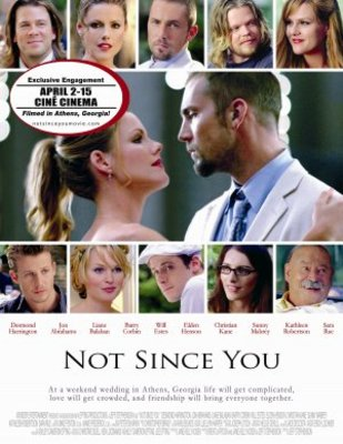 Not Since You movie poster (2009) poster MOV_19003b3c